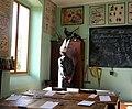 Musée école du Monastier-sur-Gazeille Elève puni.jpg