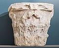 Museo di Santa Giulia capitello corinzio marmo Vezza d Oglio Brescia.jpg