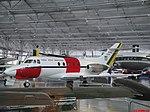 Museu TAM - Jato Hawker Siddeley HS-125. Este avião foi pintado com o padrão de pintura utilizado pelo Grupo Especial de Inspeção em Voo(GEIV), mas a aeronave exposta pertenceu ao Grupo de Transporte Esp - panoramio.jpg