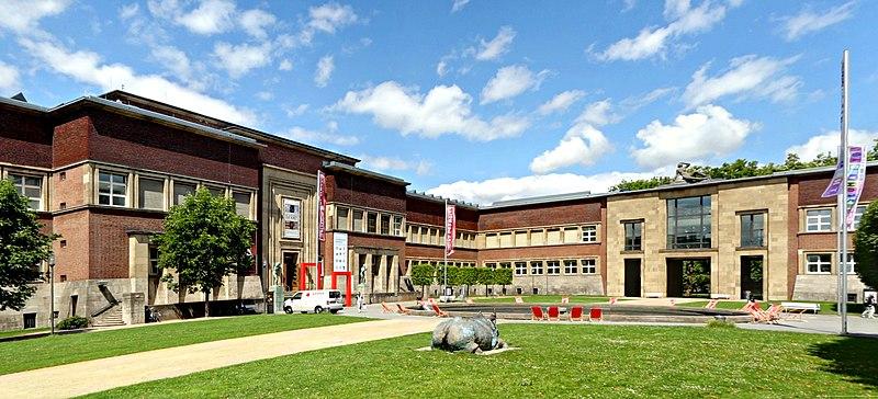 Museo Palacio de Arte de Düsseldorf (Düsseldorf – Alemania)