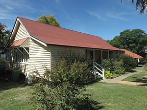 Mutdapilly, Queensland - Mutdapilly State School building, 2015
