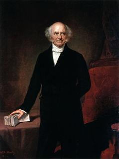 Presidency of Martin Van Buren Eighth United States presidency