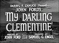 My Darling Clementine (1946) trailer 1.jpg