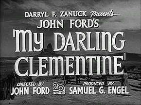 Description de l'image My Darling Clementine (1946) trailer 1.jpg.