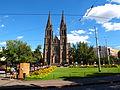 Náměstí Míru a kostel 2.JPG