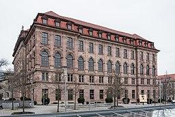 Gewerbemuseumsplatz in Nürnberg