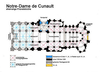 Notre Dame Cunault Wikipedia