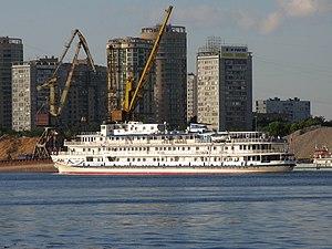N. A. Nekrasov in North River Port 9-jun-2012 07.JPG