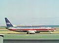 N422US Boeing 737-401 (cn 23989 1716) USAir. (5905994365).jpg