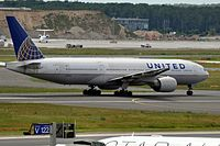 N778UA - B772 - United Airlines