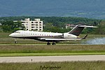 N91FX Bombardier BD-700-1A10 Global Express GLEX (27060209223).jpg