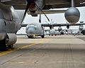 NAF Misawa hosts HURREVAC'd aircraft 131023-N-DP652-037.jpg