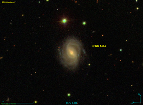 Image illustrative de l'article NGC 1474