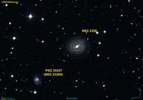 Image illustrative de l'article NGC 2326