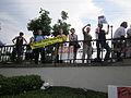 NOLA BP Oil Flood Protest System Not Fit.JPG