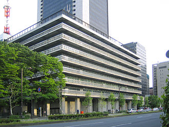 NTT Communications - NTT Hibiya building