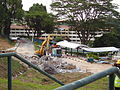 NTU demolition of Nanyang Link.jpg