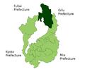 Nagahama in Shiga Prefecture 2010.png