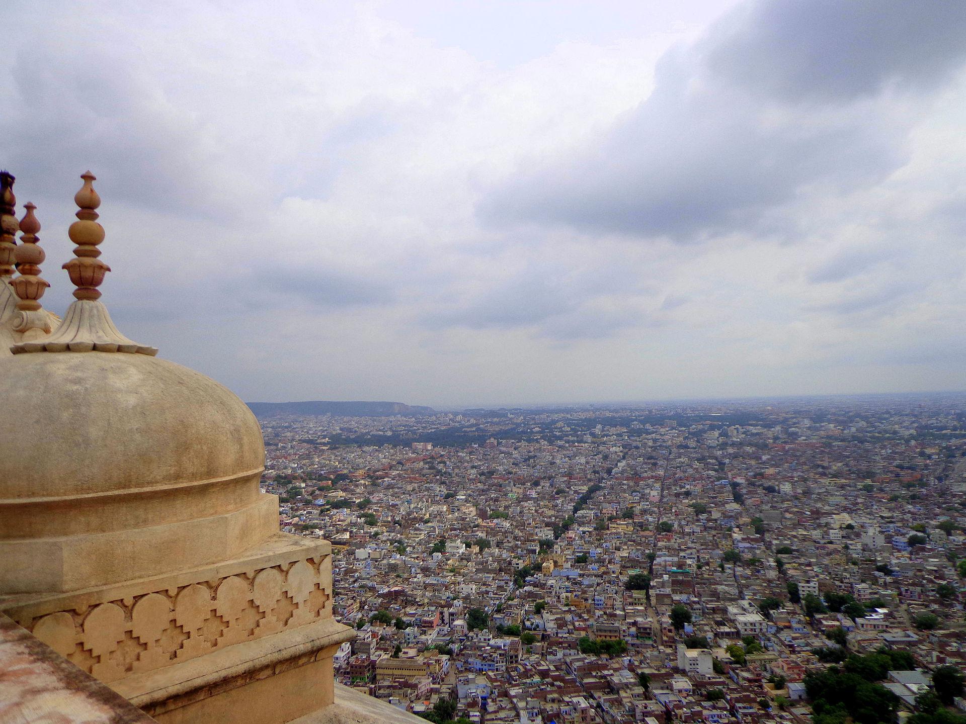 Jaipur Nahargarh Fort