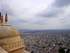 Image illustrative de l'article Fort Nahargarh
