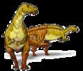 Nanyangosaurus dinosaur.png