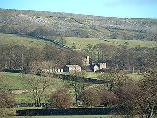 Nappa Hall Grade I listed manor house in Richmondshire, United Kingdom