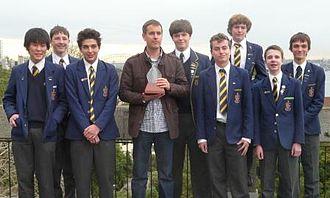 Philosothon - Winners of the 2011 Australasian Philosothon Christ Church Grammar School