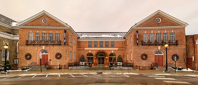 File:National Baseball Hall of Fame and Museum, Cooperstown, NY.jpg