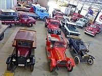 National Road Transport Hall of Fame, 2015 (01).JPG