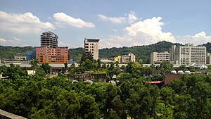 National Taiwan University of Science and Technology - main campus