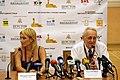 Naum Kleiman - Odessa International Film Festival - 17 July 2010 - 6.jpg