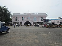 Nellore.Rly station. front view.JPG