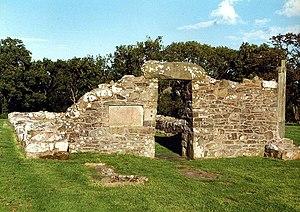 Nendrum Monastery - Image: Nendrum Monastery Ruins geograph.org.uk 346245