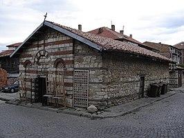 Church of St Theodore, Nesebar