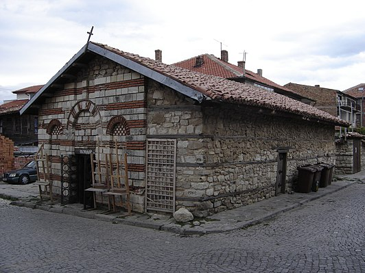 Church of St Theodore, Nesebar