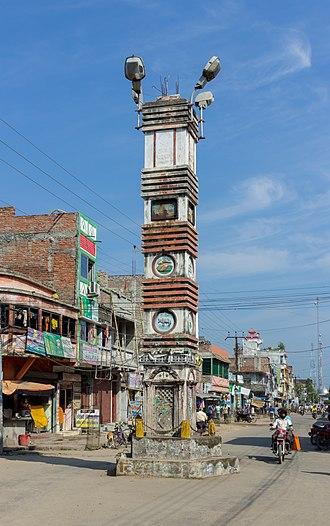 Saptari District - Sahid Darshan Chowk