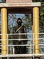 Netaji Subhash Chandra Bose Statue in Aligarh.jpg
