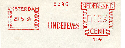Netherlands stamp type CA1.jpg