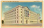 New U.S. Post Office, Little Rock, Ark (64960).jpg