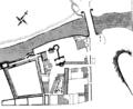 Newark Castle 1825 plan.png