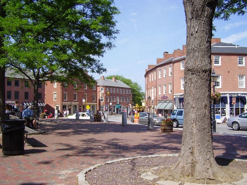 Newburyport downtown