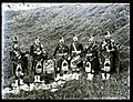 Newcastle New South Wales, 5 November 1898 Highland Pipers.jpg