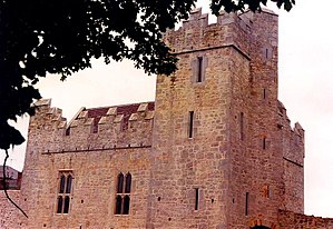 Newcastle West - Desmond Banqueting Hall and Castle