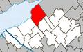 Nicolet Quebec location diagram.PNG