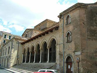 Nicosia, Sicily - Nicosia Cathedral.