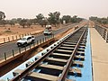 Niger, Guesselbodi (9), road and railway.jpg