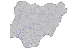 Local government areas of Nigeria - Local government areas of Nigeria