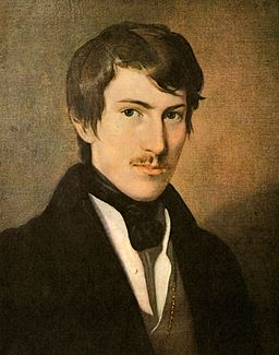 Nikolaus Lenau (Friedrich Amerling)