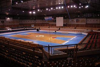 2013 FIBA Asia Championship - Image: Ninoy Aquino Stadium