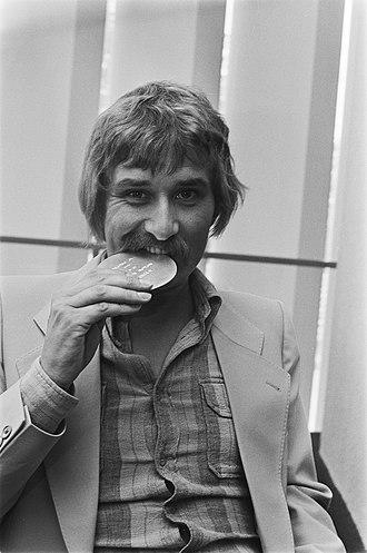 Zilveren Nipkowschijf - Jaap Drupsteen takes a bite (1976)